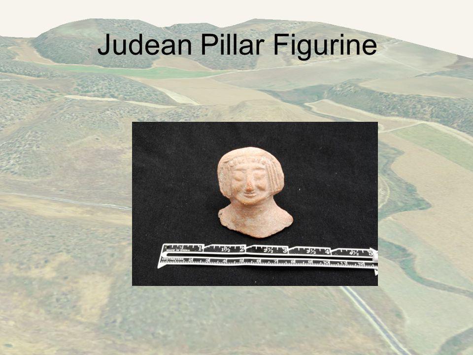 Judean Pillar Figurine