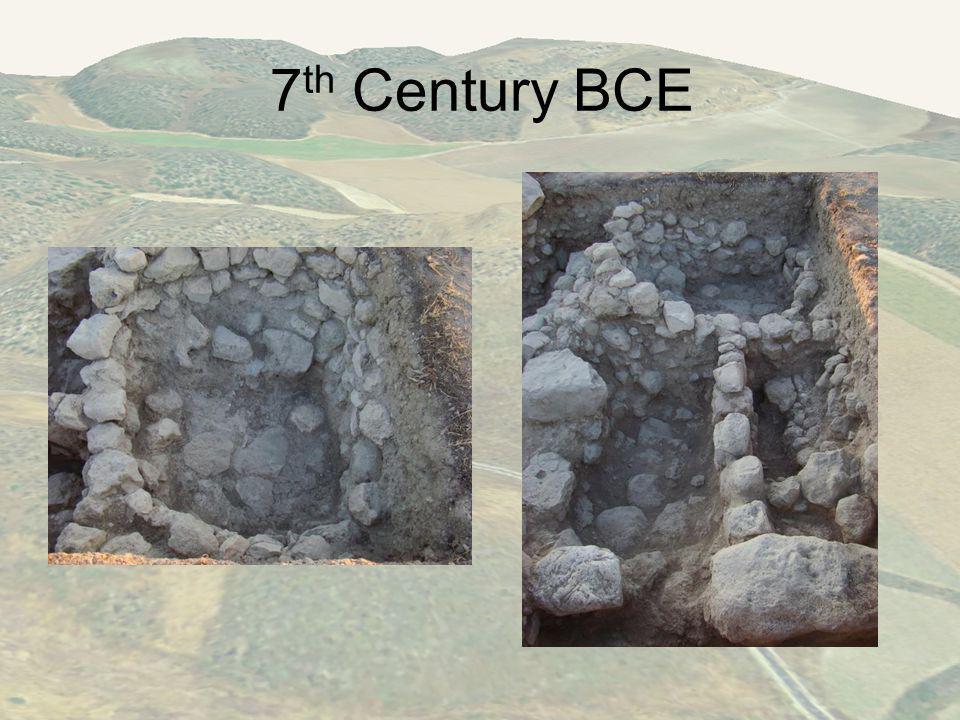 7 th Century BCE
