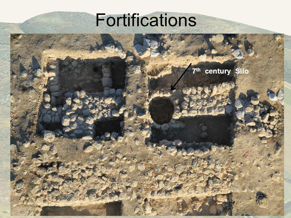 7 th century Silo