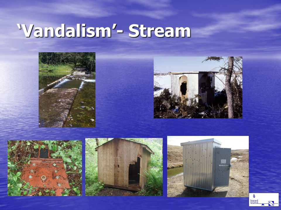 Vandalism- Stream