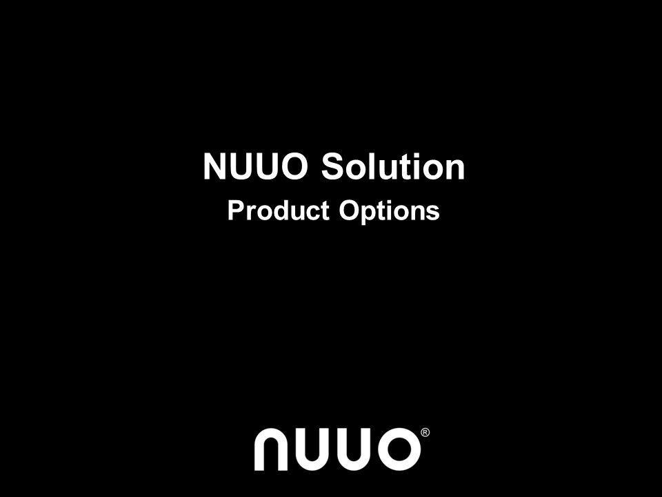 www.nuuo.com Generate report for metadata review ListDiagram