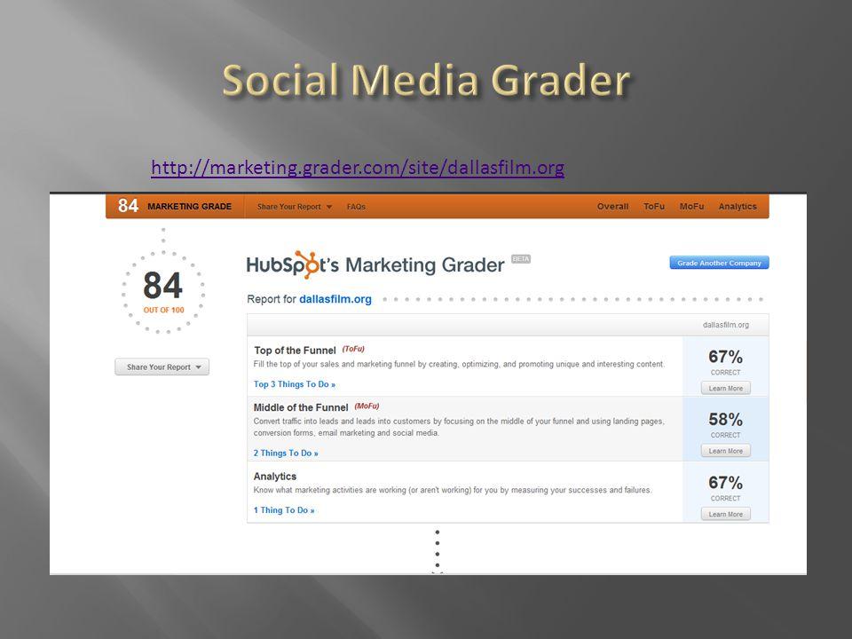 http://marketing.grader.com/site/dallasfilm.org