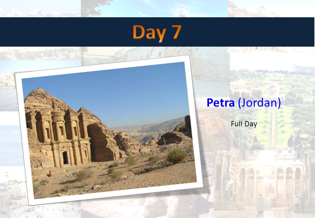 Petra (Jordan) Full Day