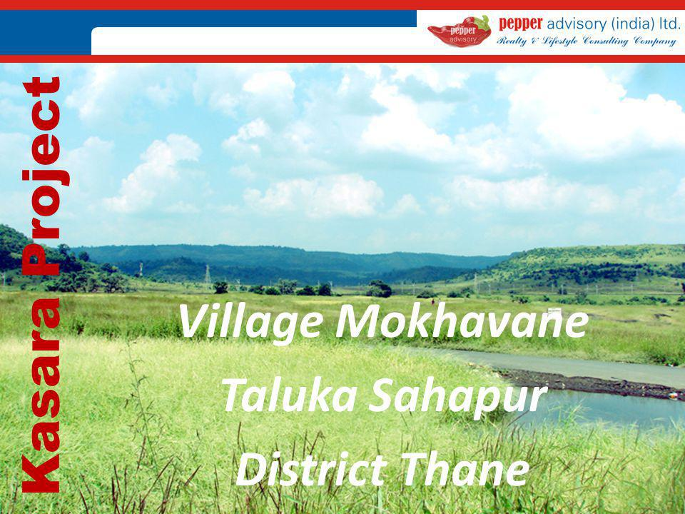 Kasara Project Village Mokhavane Taluka Sahapur District Thane