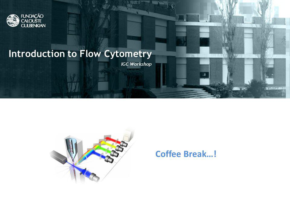 What is Flow Cytometry? Flow Cytometry uic Introduction to Flow Cytometry IGC Workshop Coffee Break…!