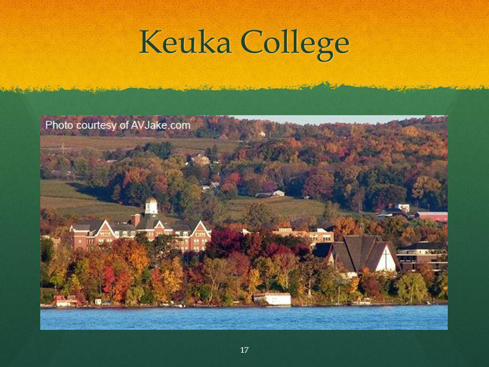 Keuka College 17