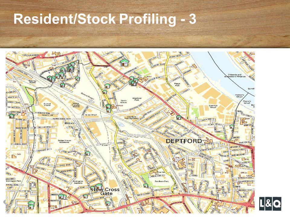 Resident/Stock Profiling - 3