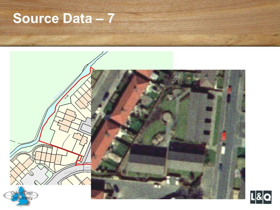 Source Data – 7