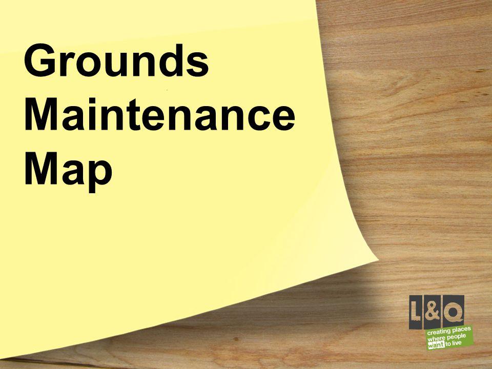 Grounds Maintenance Map