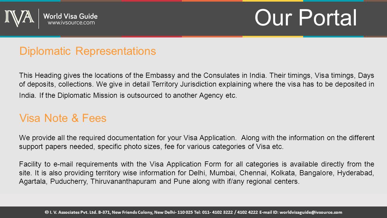 I. V. Associates Pvt. Ltd.