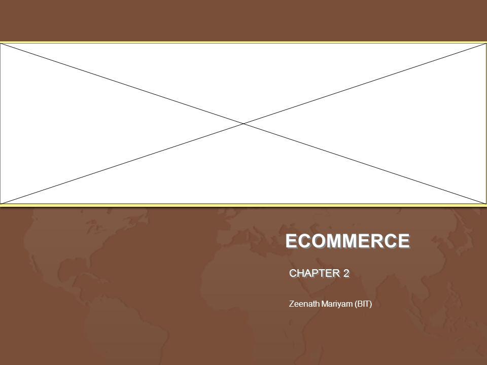 ECOMMERCE CHAPTER 2 Zeenath Mariyam (BIT)
