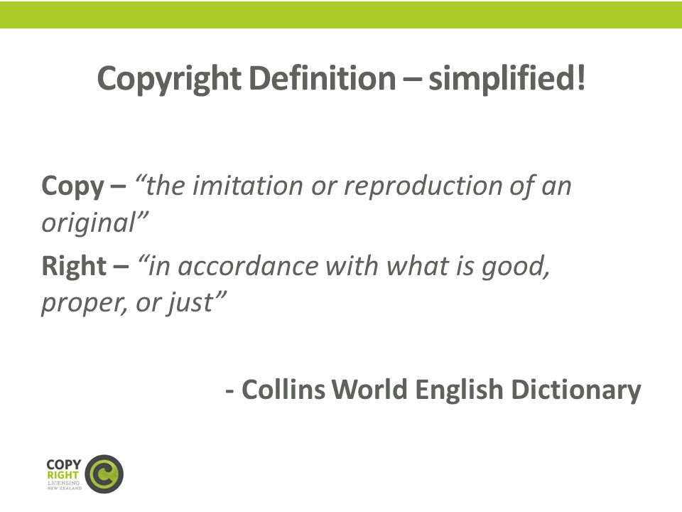 What are Copyright Licenses?