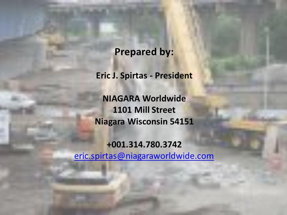 Prepared by: Eric J.