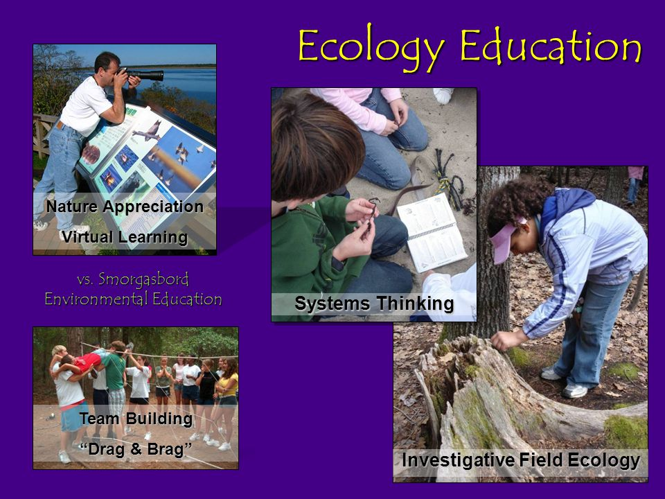 What is SELU.Science and Ecology: Live & Unplugged.