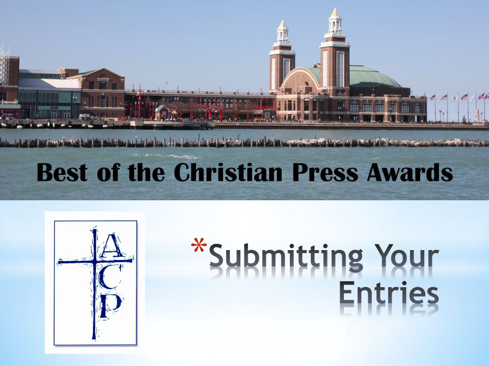 Best of the Christian Press Awards