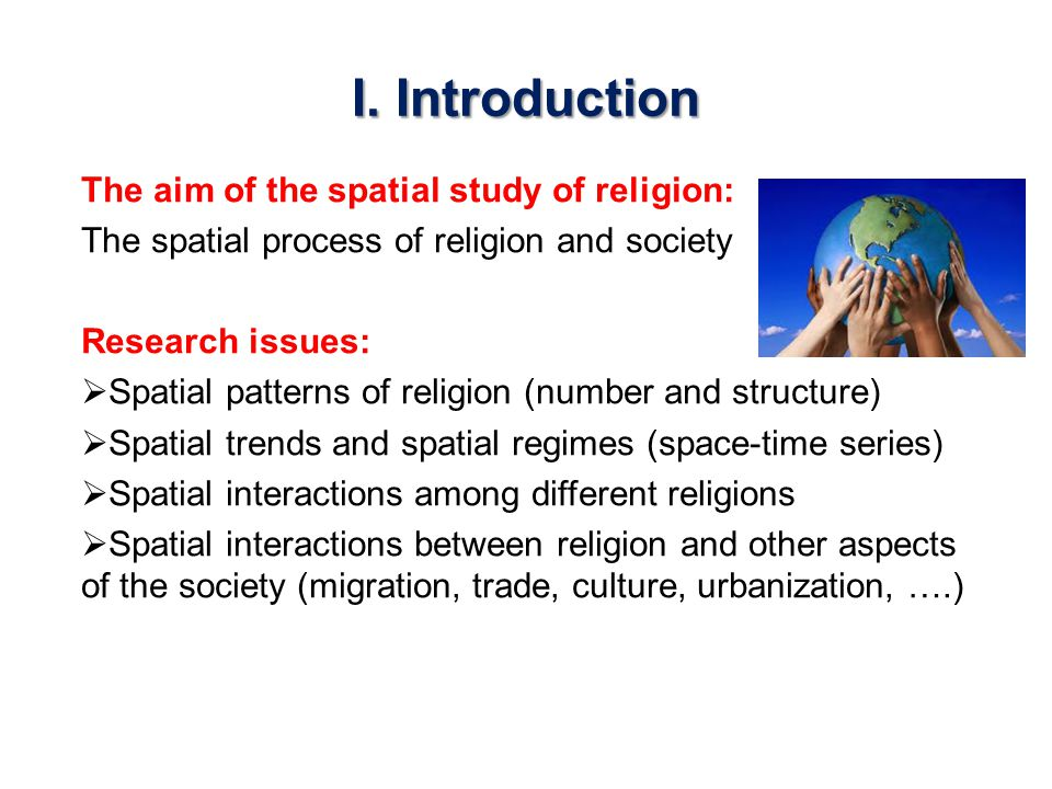Religion and Urbanization Xiaodong Fu, Renmin University Literature: Urbanization may have negative impact on religious development Test: Where are mostly dynamic changes in religious sites located: urban, rural or transition areas?