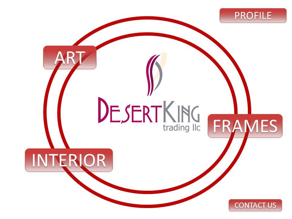 ART INTERIOR FRAMES CONTACT US PROFILE