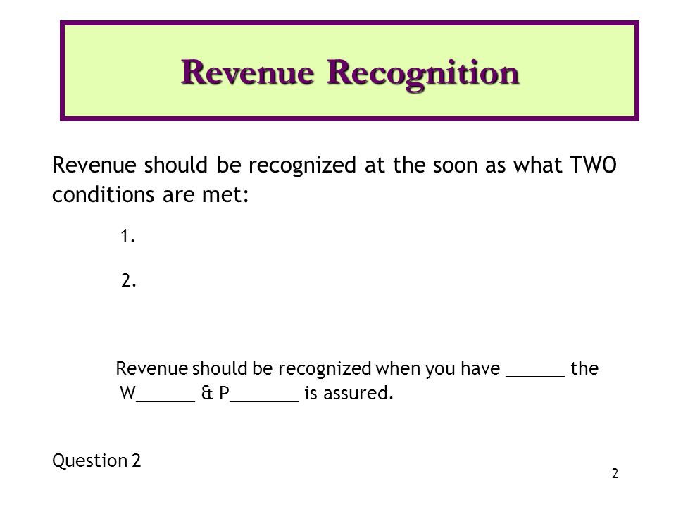 13 Balance Sheet Cash Accounts Receivable Inventory: Construction in Process (Cost + Gross Profit = Revenue recognized to-date on the contract) Less Billings on Construction in Process (amount billed; amount of cash received and/or still in A/R) Total amount in Current assets related to the contract will equal the amount of Revenue Recognized to date on the contract (the amount in cash and/or A/R will be offset against Billings on CIP) Income Statement Construction Revenue Construction Costs s Gross profit on Construction efforts Percentage-of-Completion: Financial Statements