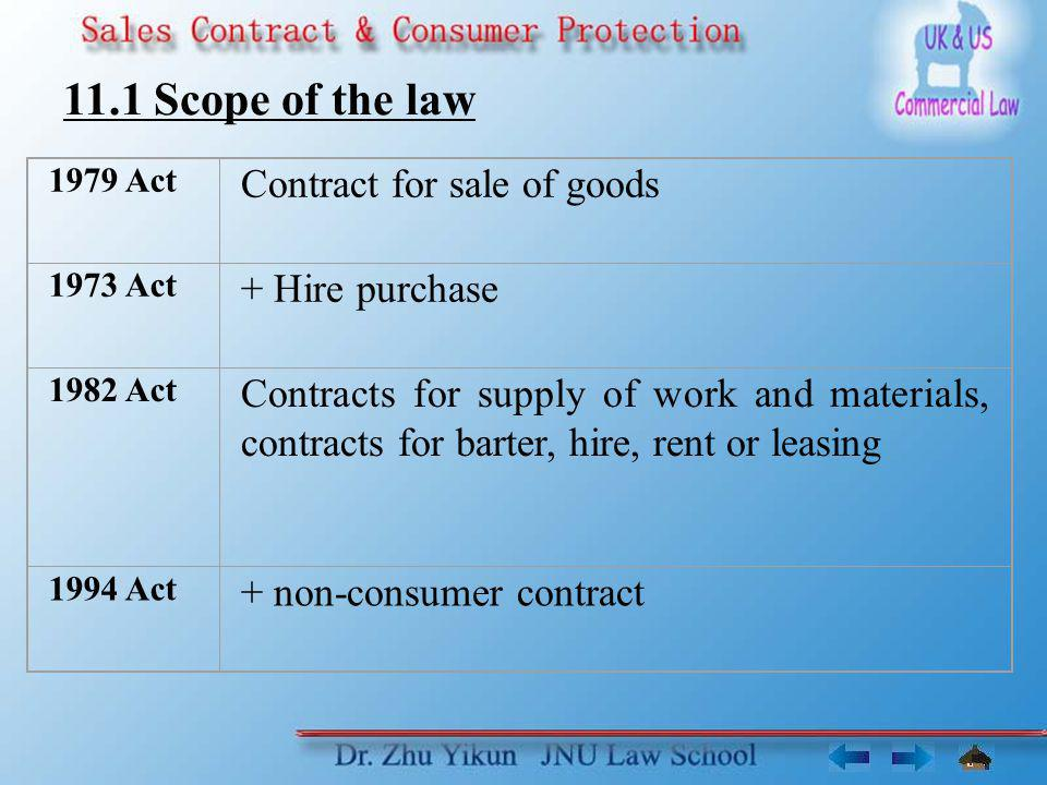 8.2 Reasonableness of the exclusion (1) Depends on 5 factors Strength of their bargaining position Inducement to customer to agree to the term Whether customer knew or ought to have known the exclusion Whether it was reasonable to comply with the designated conditions.