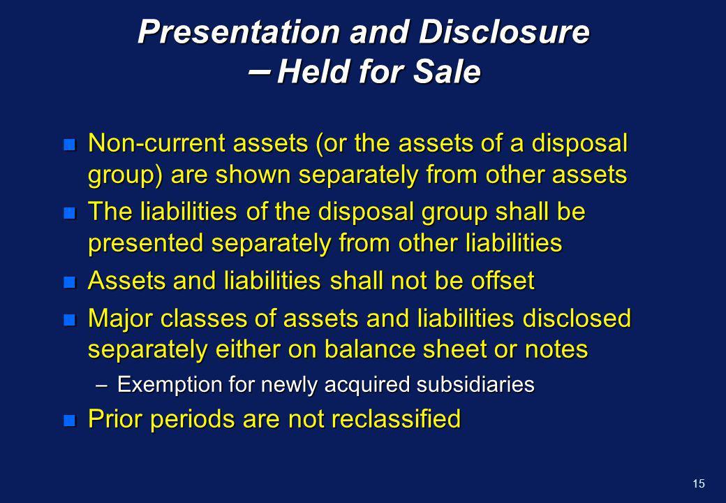 14 Income Tax Disclosure