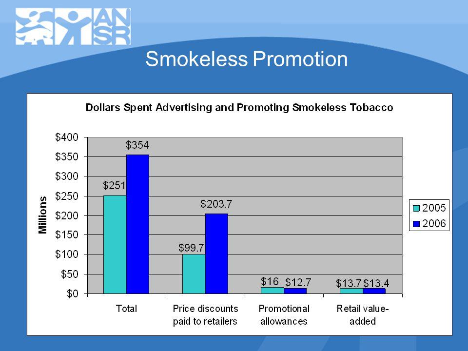 Smokeless Promotion