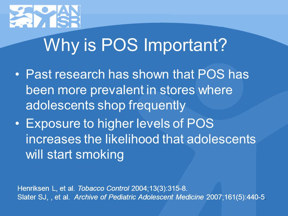 Why is POS Important.