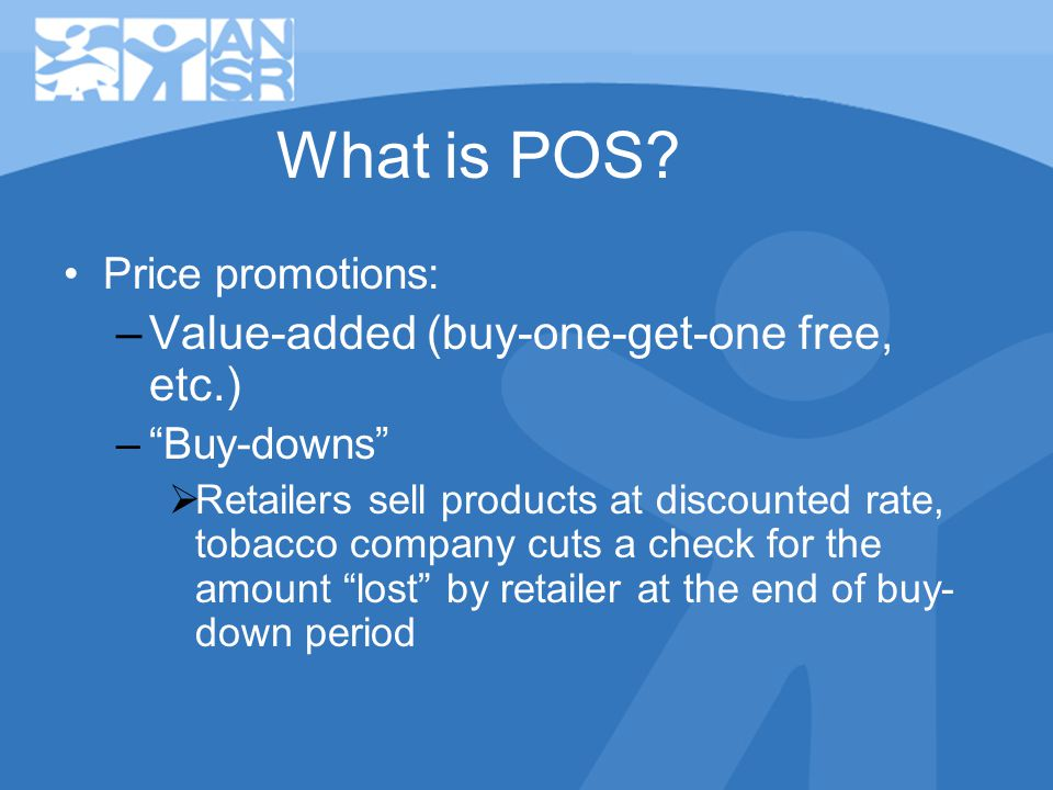 What is POS.