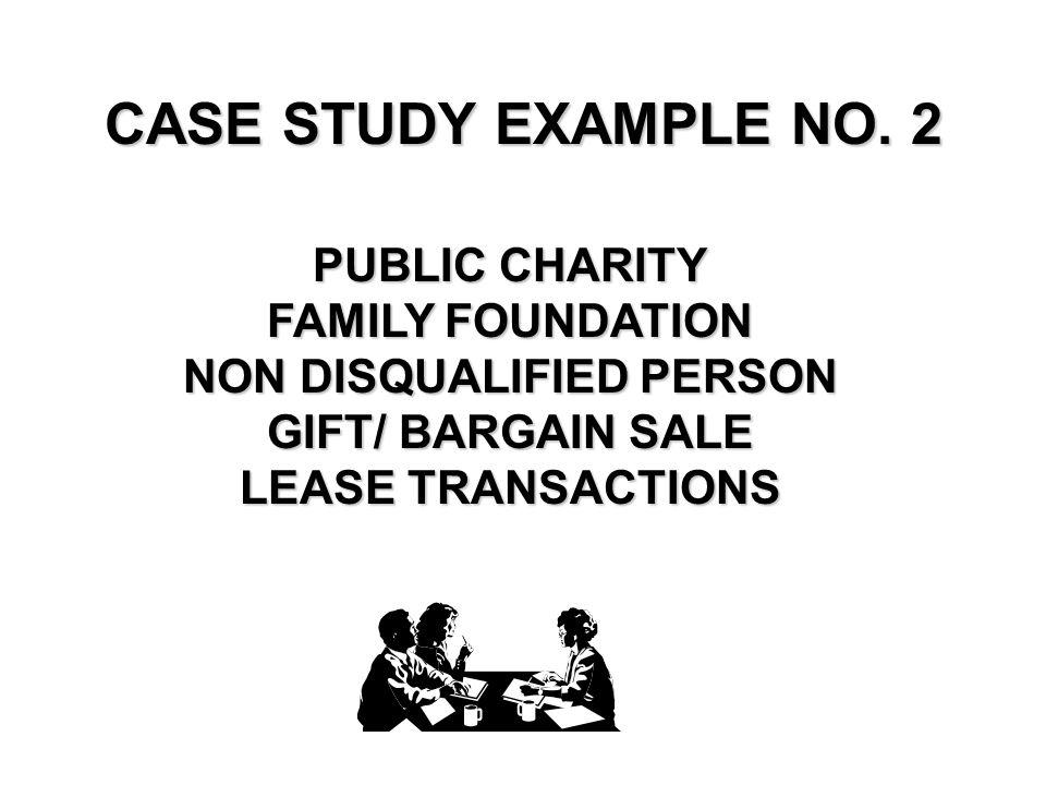 Building Cash/Deduction (3) CASE STUDY EXAMPLE NO.