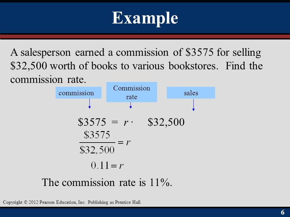 77 Copyright © 2012 Pearson Education, Inc.Publishing as Prentice Hall.