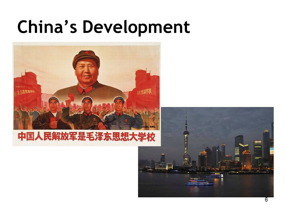 6 Chinas Development