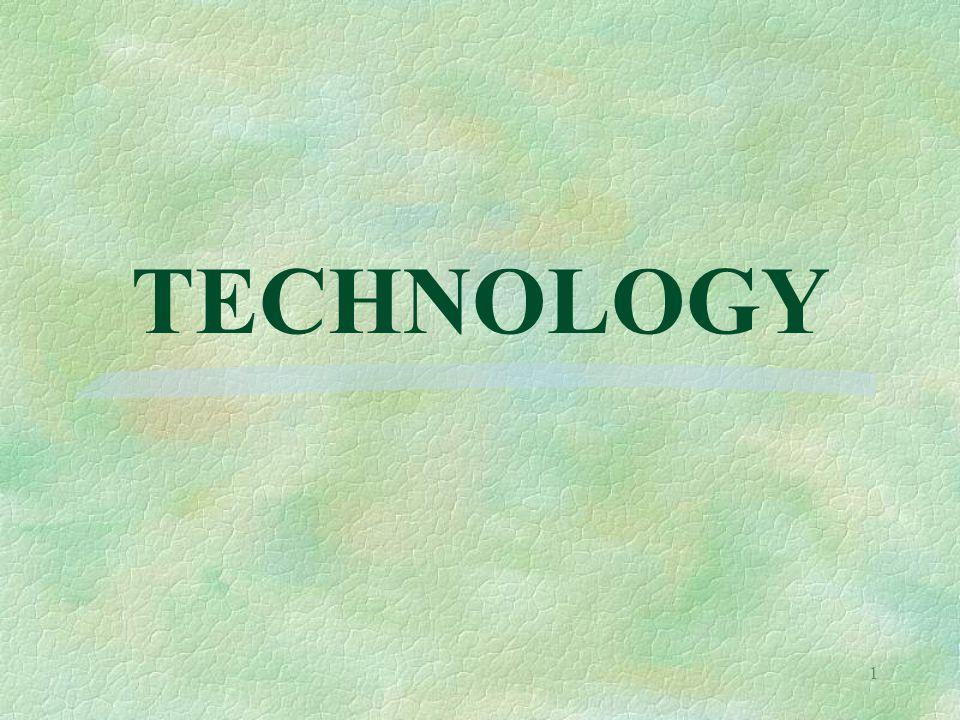1 TECHNOLOGY