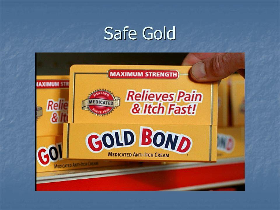 Safe Gold