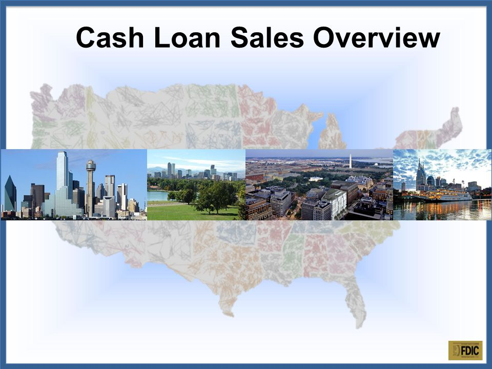 Cash Loan Sales Overview