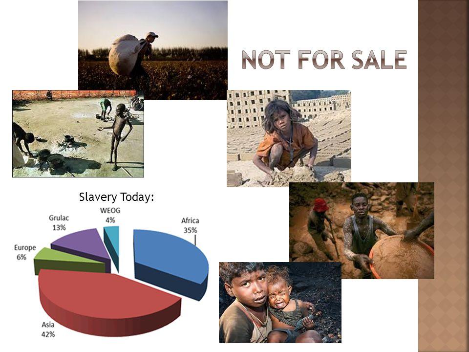 Slavery Today: