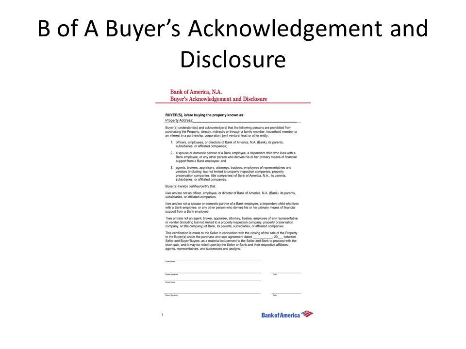 Short Sale Purchase Contract Addendum