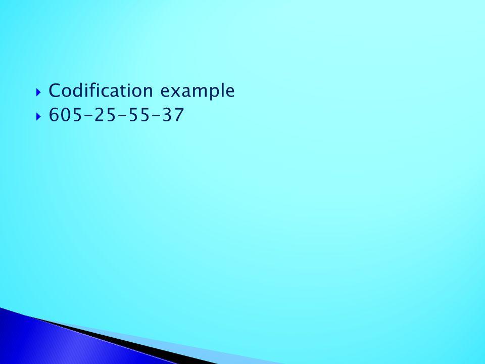 Codification example 605-25-55-37