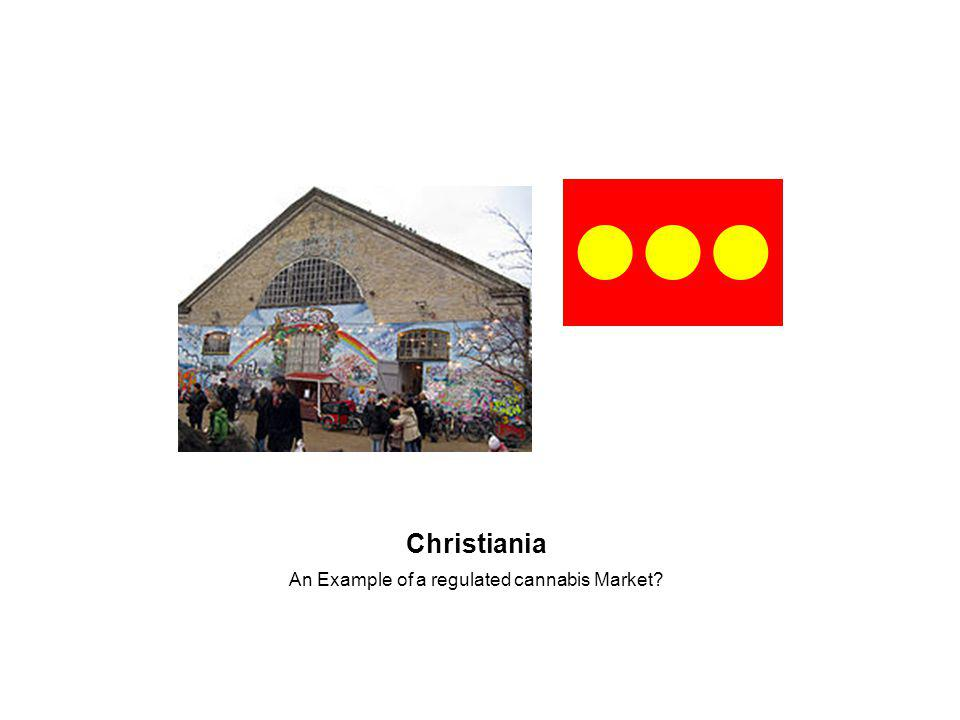 Christiania An Example of a regulated cannabis Market