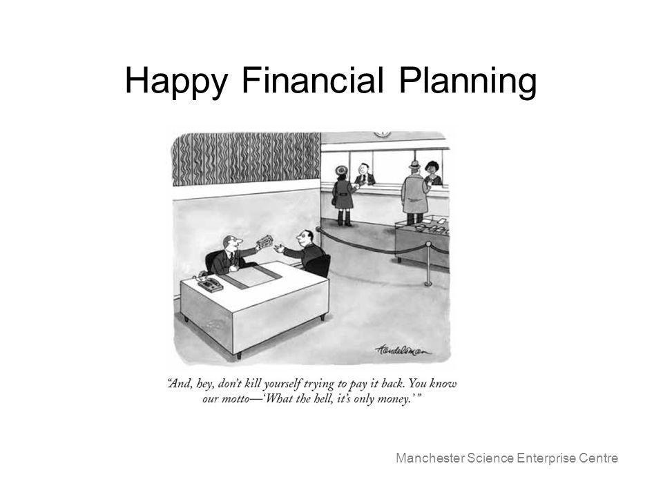 Manchester Science Enterprise Centre Happy Financial Planning