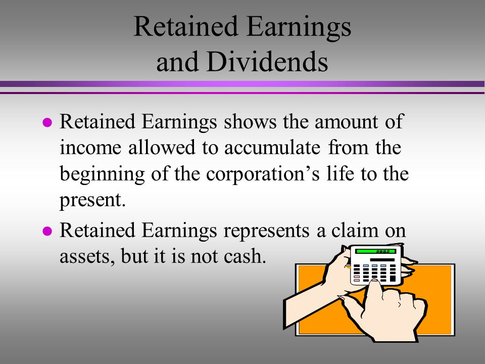 Retained Earnings, Treasury Stock, and the Income Statement Chapter 14