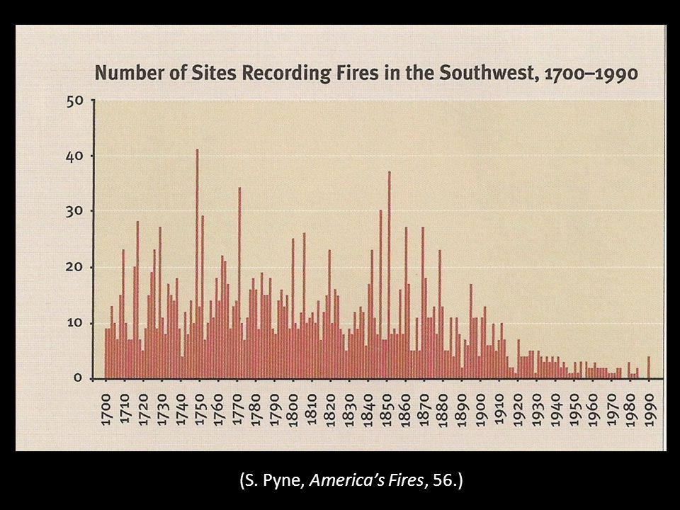 (S. Pyne, Americas Fires, 56.)