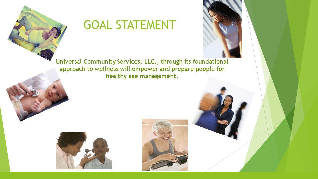 UNIVERSAL COMMUNITY SERVICES, LLC.