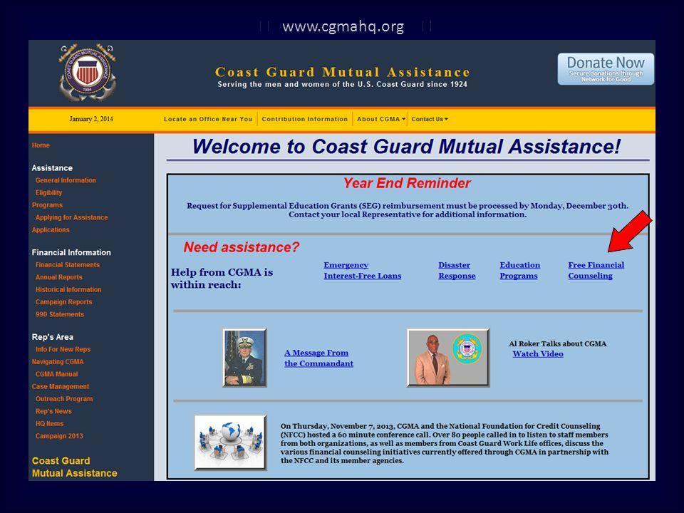www.cgmahq.org