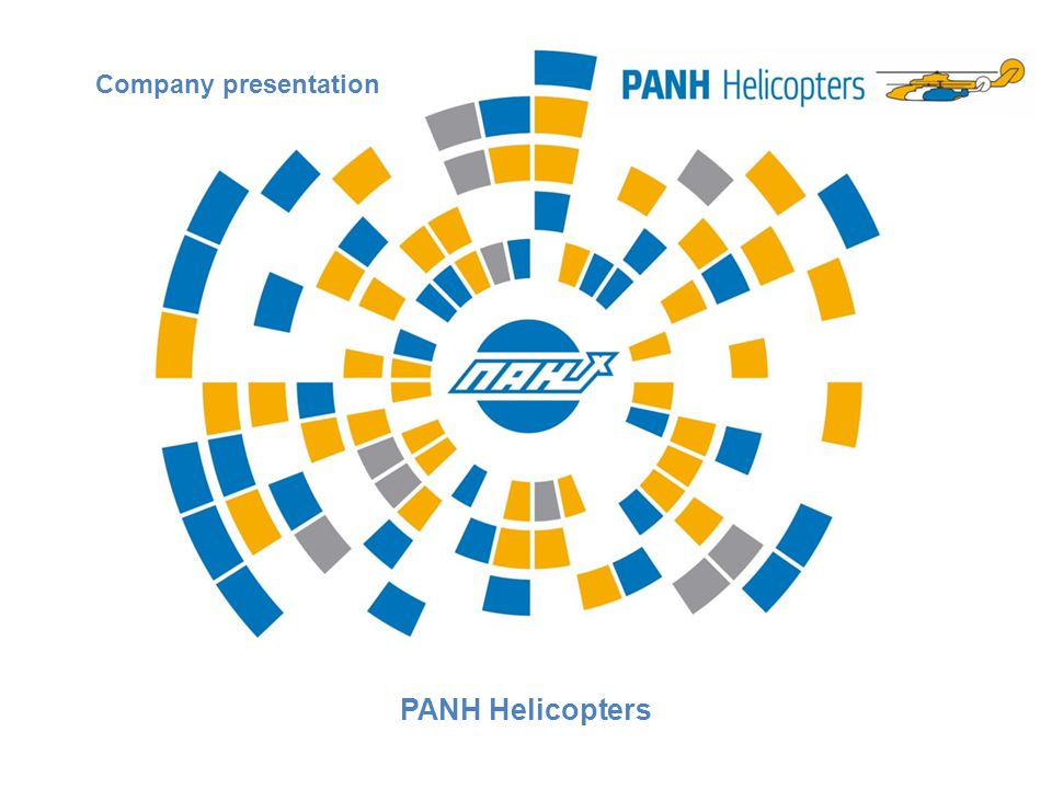 PANH Helicopters Company presentation
