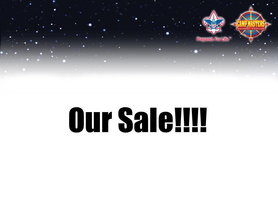 Our Sale!!!!