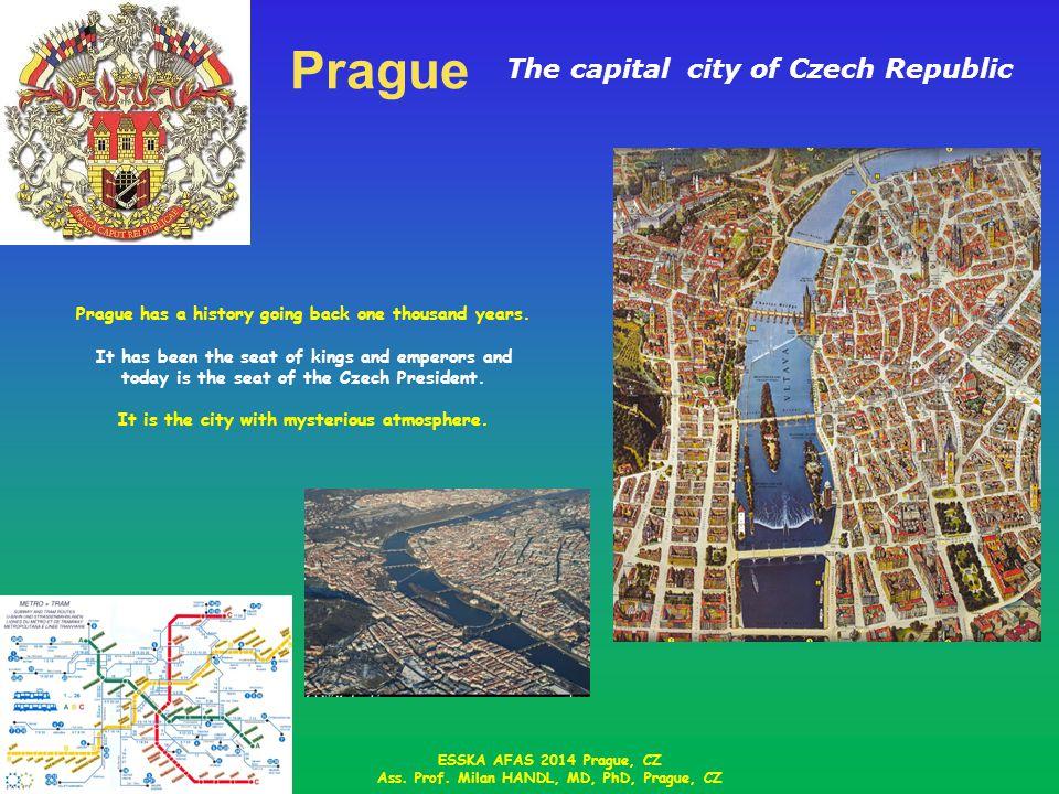 Prague ESSKA AFAS 2014 Prague, CZ Ass. Prof.