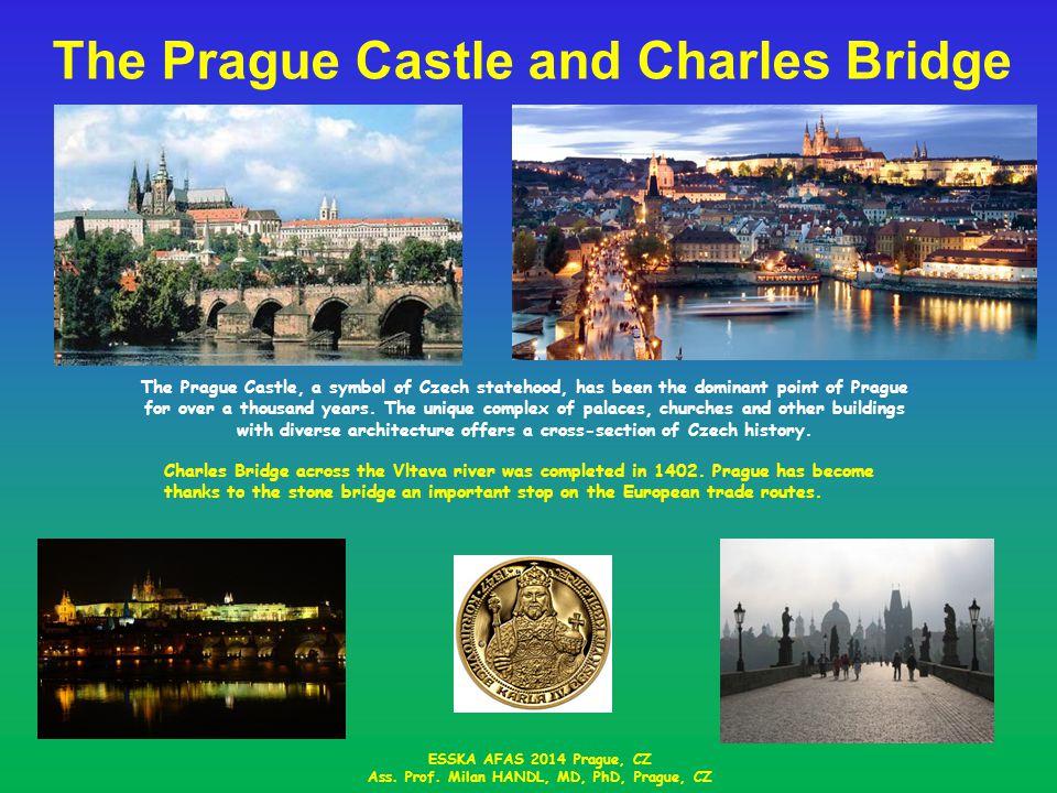 The Prague Castle and Charles Bridge ESSKA AFAS 2014 Prague, CZ Ass.