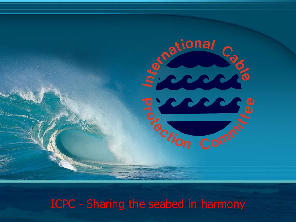 www.iscpc.org ICPC - Sharing the seabed in harmony