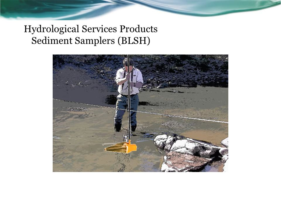 Hydrological Services Products Sediment Samplers (BLSH)