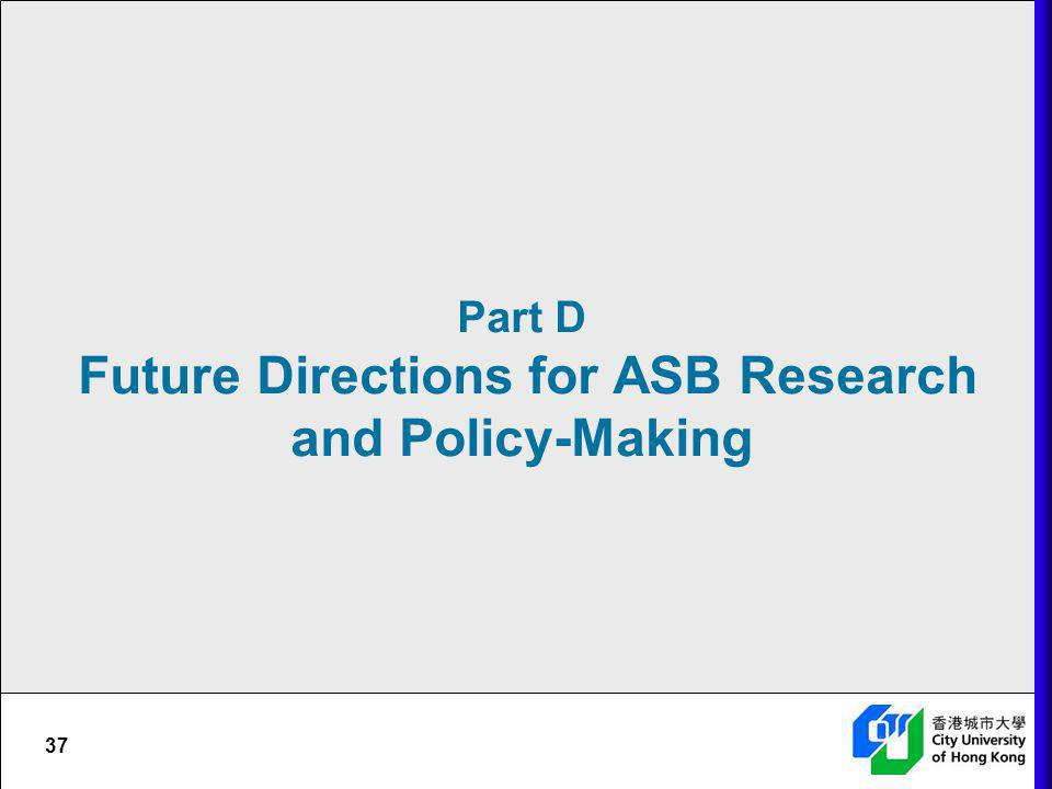 37 Part D Future Directions for ASB Research and Policy-Making