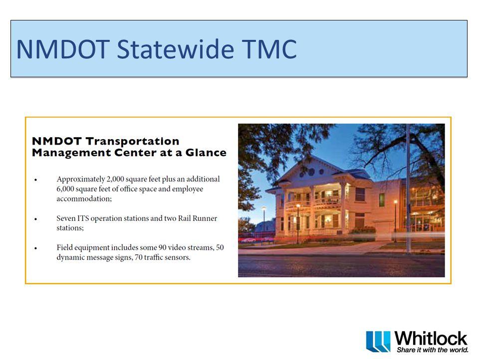 NMDOT Statewide TMC